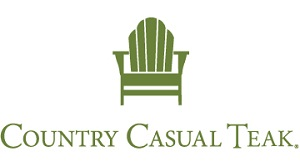 Country Casual Teak Benches